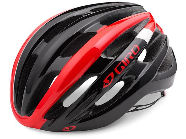 Giro Foray MIPS - Casque de vélo - rouge/noir